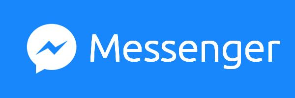 Tlačidlo pre messenger chat