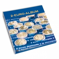 Album na 2 Euromince NUMIS